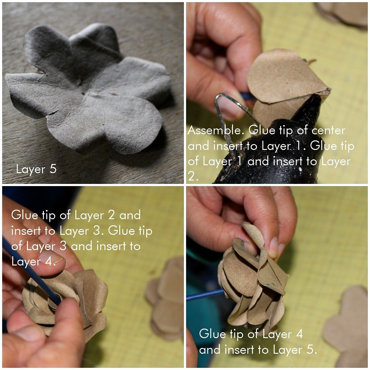 Reduce reuse recycle replenish restore diy how to make empty toilet paper tubes have many uses i use them to wrap bouquet handles before finishing them with ribbons or twines jeuxipadfo Images