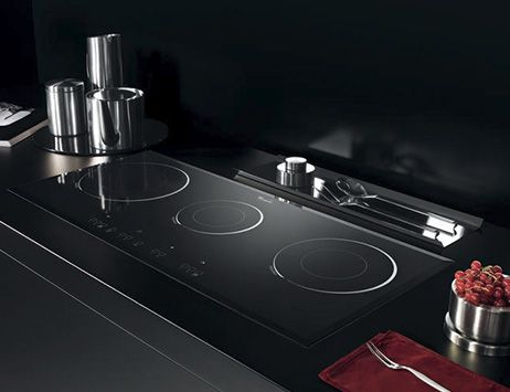 Narrow 3 Zone Induction Cooktop By Whirlpool Acm705ne Induction Cooktop Cooktop Luxury Appliances
