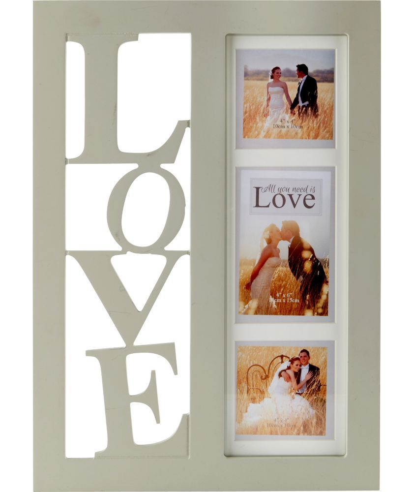 Buy All You Need Is Love Collage Picture Frame At Argos Your