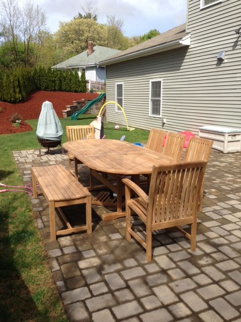 Patio Place at Ski Haus ~ Bedford, MA delivery | Beautiful Outdoor ...