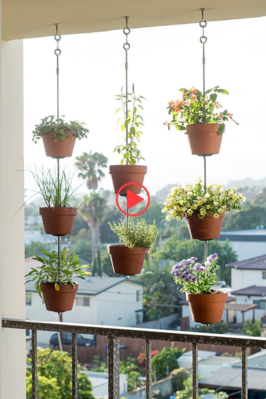 22 großartige DIYIdeen zugunsten vertikale Hinterhöfe um