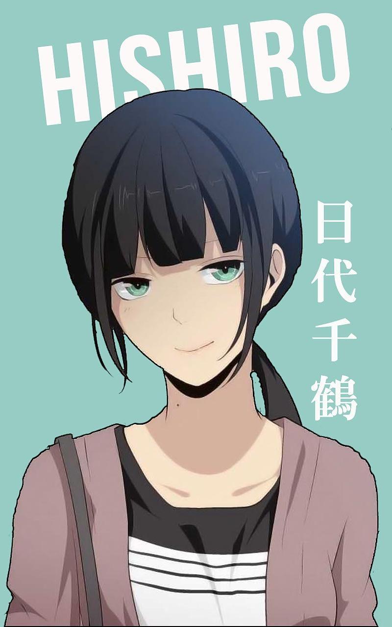 Chizuru Hishiro Anime Anime Character Names Manga Anime