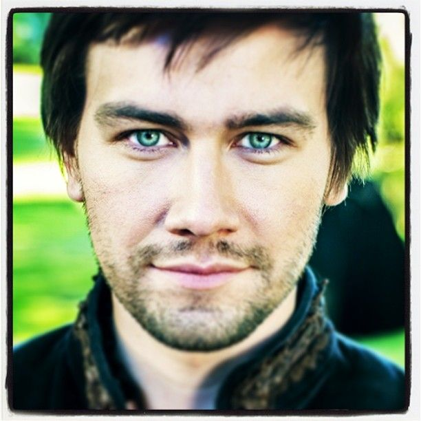 Bash (Torrance Coombs) from Reign TV show on the CW. Love those eyes!