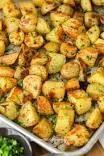 Ofengebratene Kartoffeln - #Kartoffeln #Ofengebratene #russetpotatorecipes