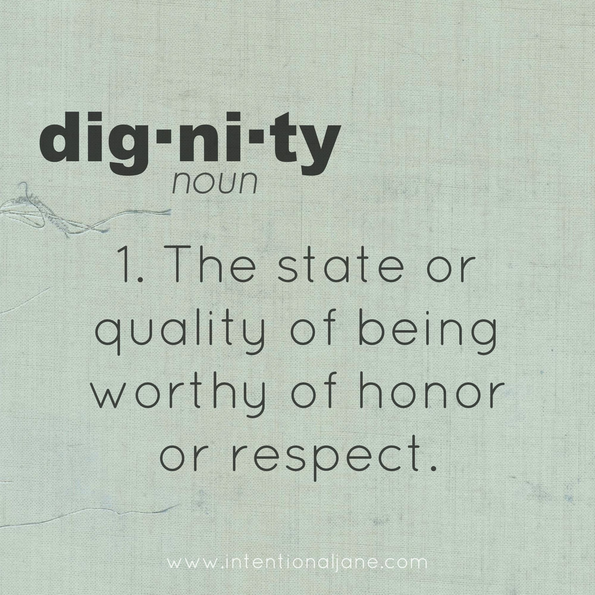 Dignity Quotes And Sayings: Quotes About Dignity - Google Search