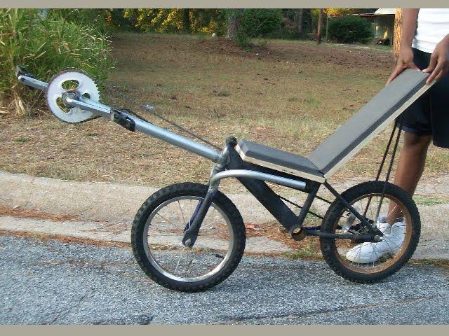 The Most Ingenious Diy Bike I Ve Ever Seen February 10 Bike