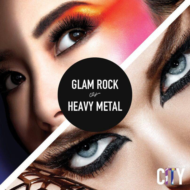 Glam Rock or Heavy Metal