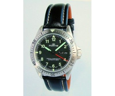 Fortis Official Cosmonauts Divers Automatic Wristwatch FTS 05a
