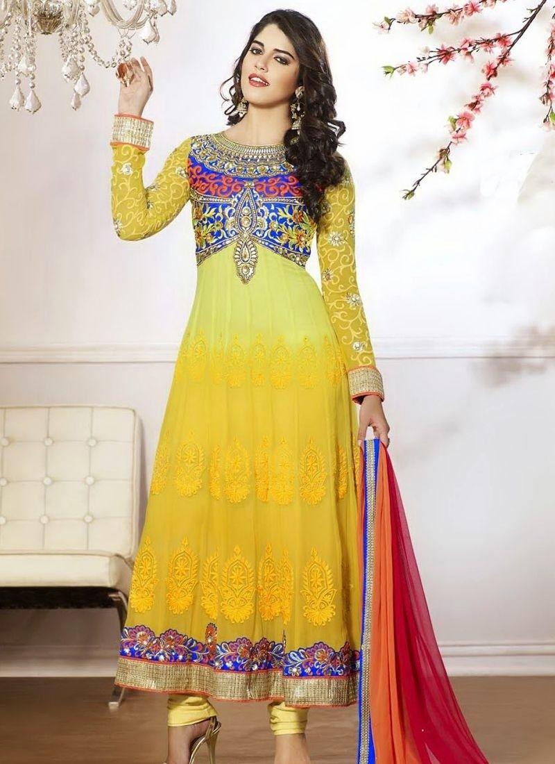 Exclusive collection of designer wear salwar kameez, for every women.