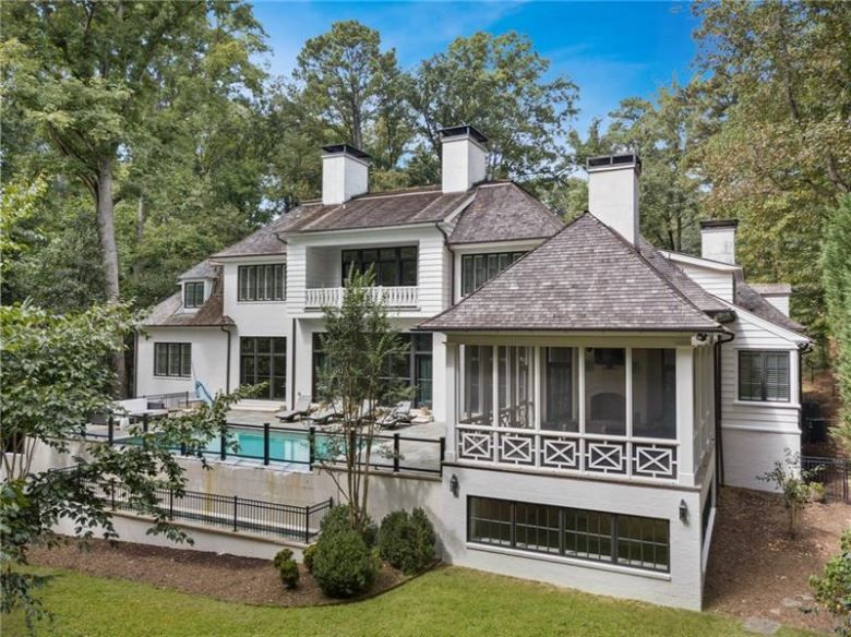 homes for sale north forsyth county ga