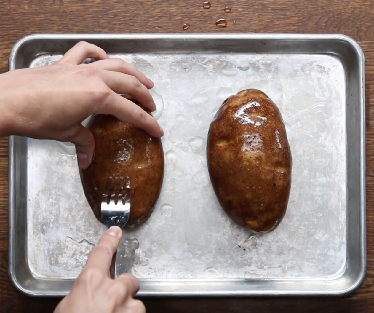 Baked Potato Microwave First Then Oven: Here's How To Perfectly Cook Potatoes