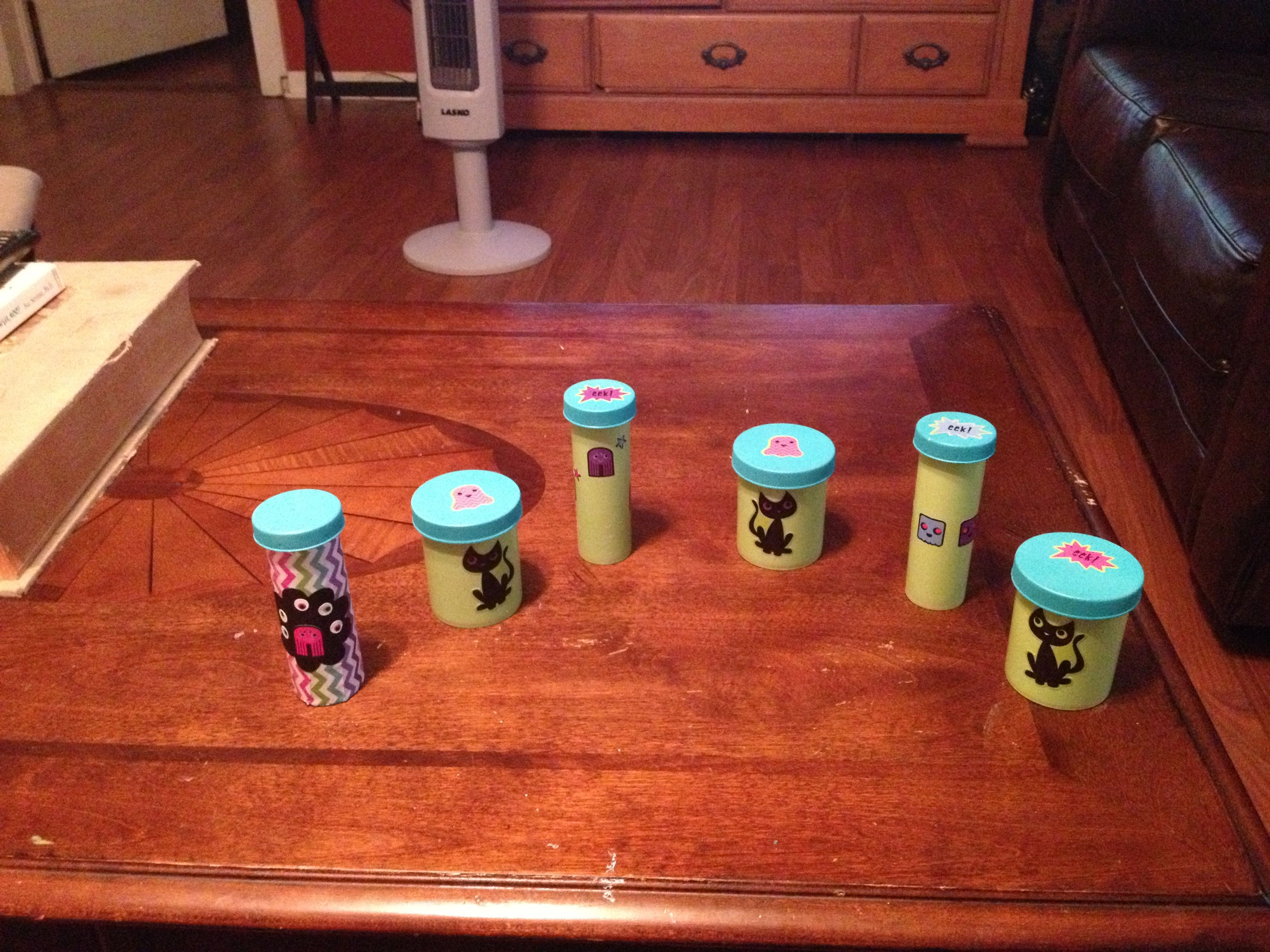 Pill Bottles To Baby Rattles Fill With Beans Pill Bottles Baby Rattle Rattles