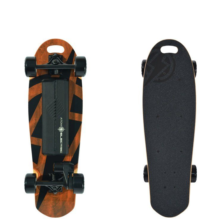 Sick Of Being Congested All The Time The Atomelectric B10 Takes You From The Car Crowded Street To The Side Electric Skateboard Skateboard Lithium Battery