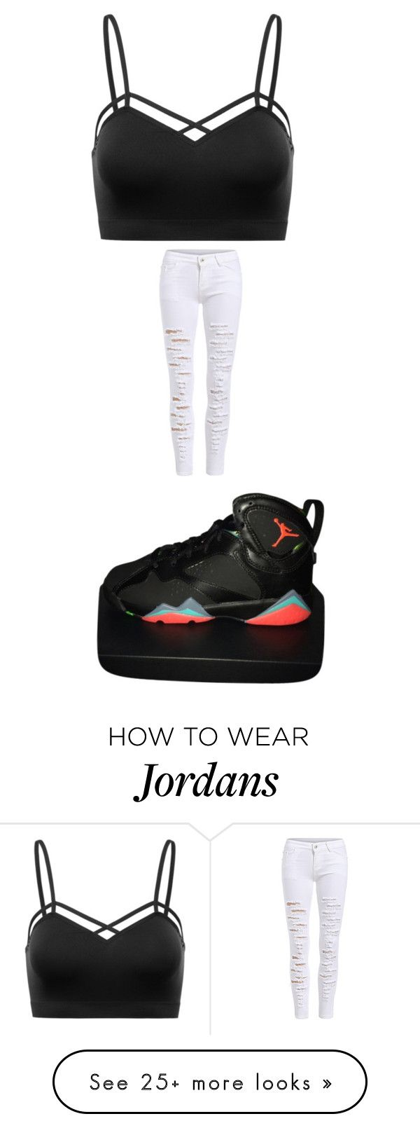 """""""on fleek"""" by ashantisowell on Polyvore featuring NIKE, women's clothing, women, female, woman, misses and juniors"""