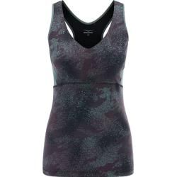 Photo of Venice Beach ladies tank top Calango Dao, size Xs in Aop natural camou black, size Xs in Aop natural