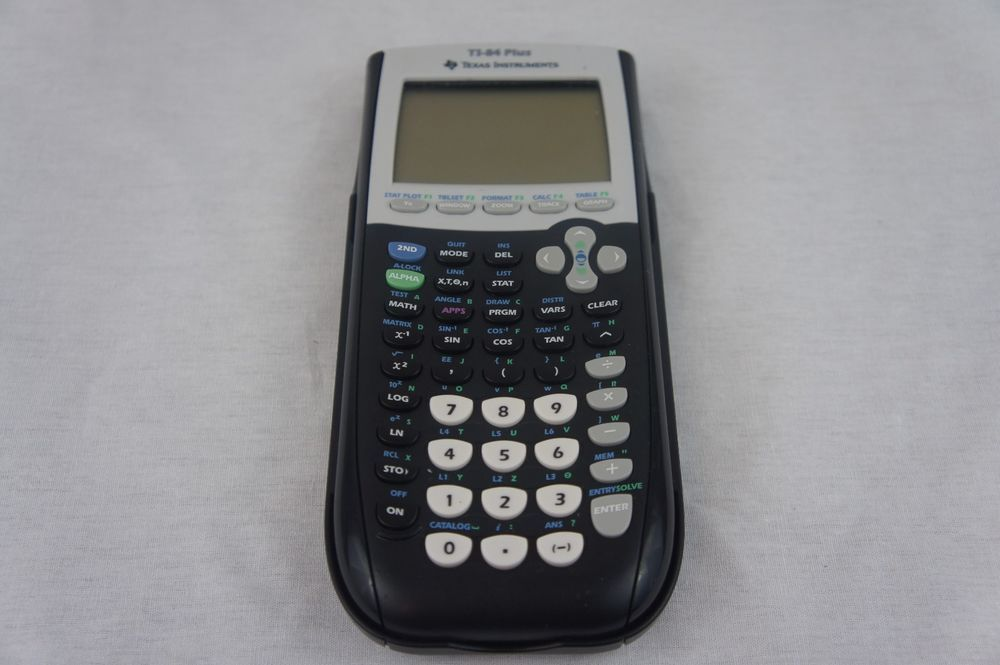 Texas Instruments TI-84 Plus Graphing Calculator Good
