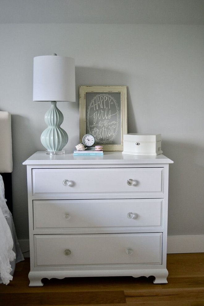 Furniture Painted In Alabaster By Sherwin Williams White