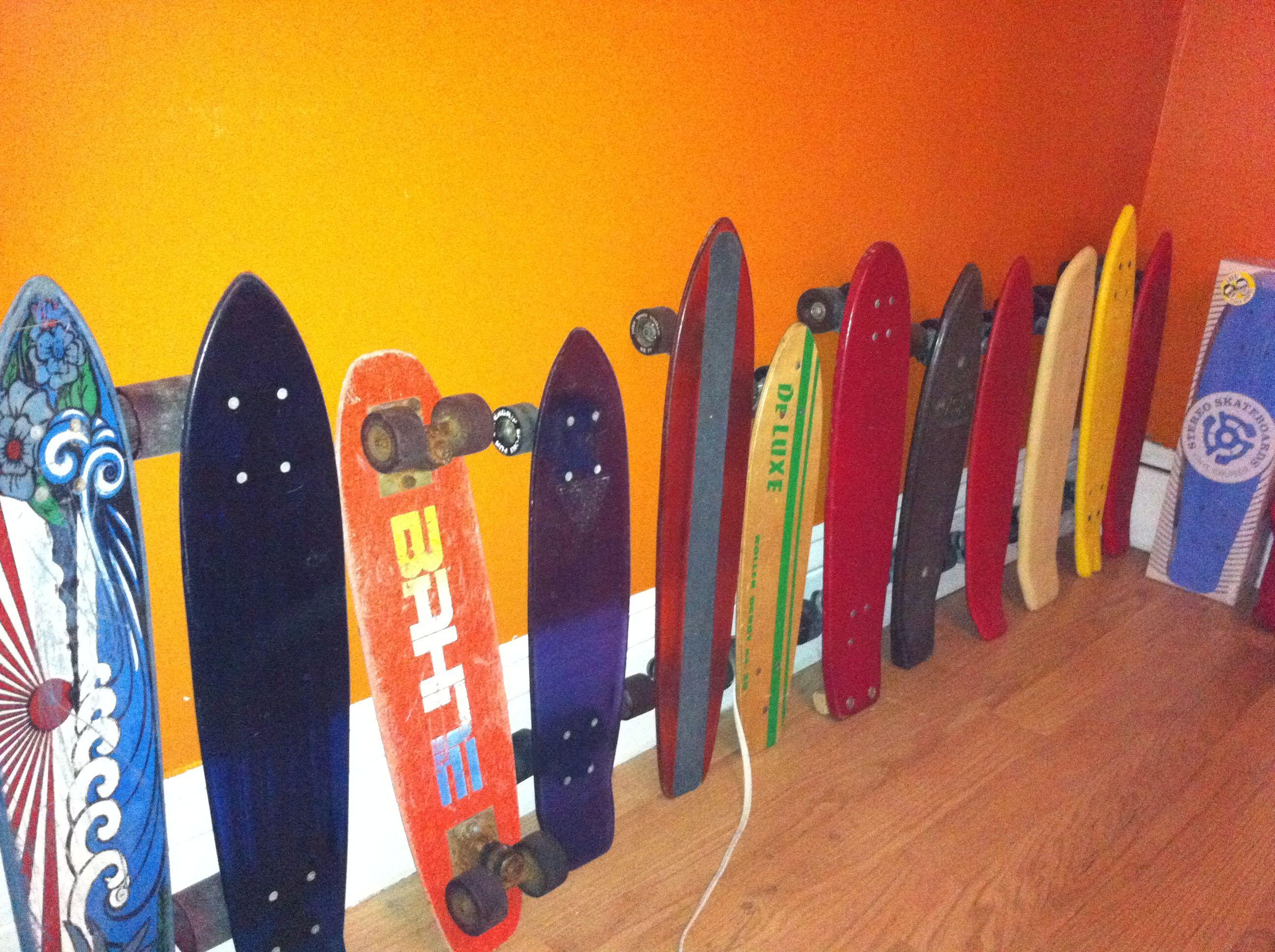 My 70 S Sidewalk Surfer Collection