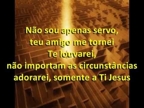 Te Louvarei - Toque no Altar, com letra | Deus musica