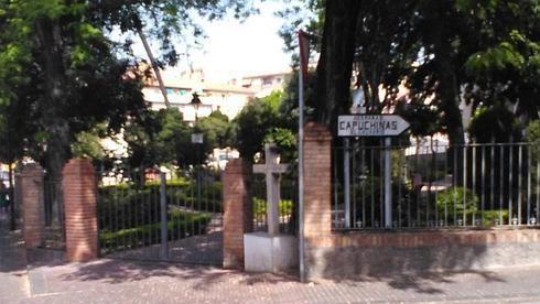 jardines de Alfonso XII.
