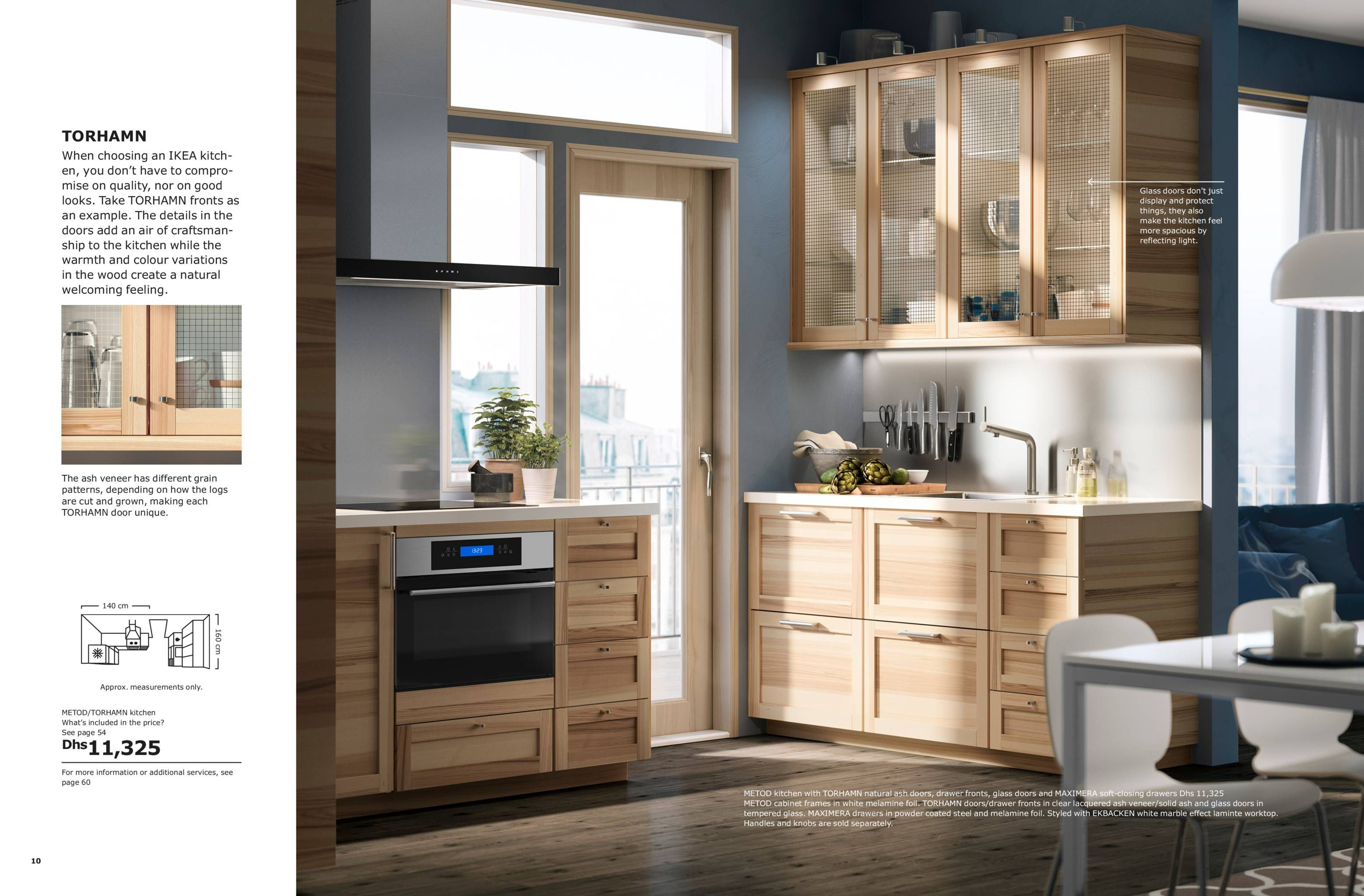 Designed For Life Ikea Kitchens Brochure 2019 Cuisine Ikea Ikea Kitchen Kitchen Design