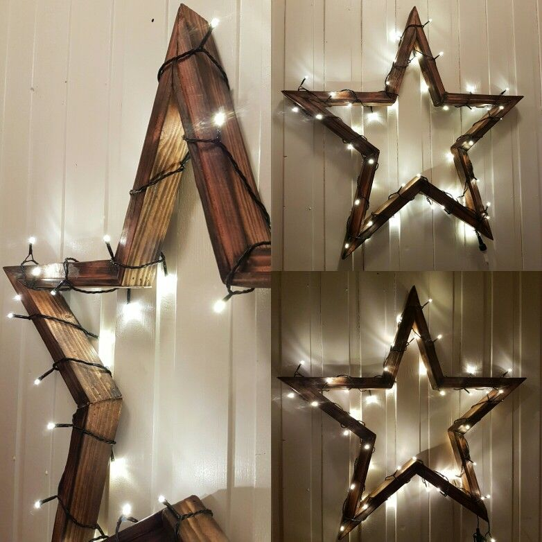 Wood star handcrafted diy woodworking Christmas    #wood #star #diy #handcrafted #woodworking