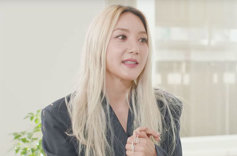 Bada Interview Singer Talks New Music Billboard New Music First Girl Kpop Idol