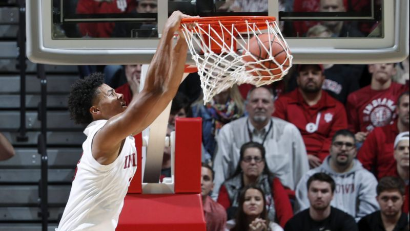 Game Preview Can the Hoosiers Knock Off the Wolverines