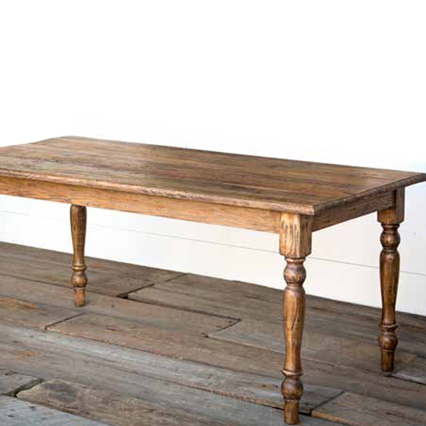 Old Elm Farm House Table Farmhouse Table Farm Dining Table
