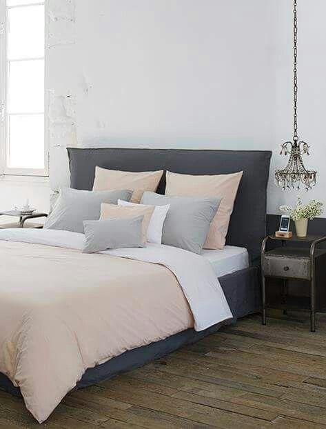 ▷1001+ conseils et idées pour une chambre en rose et gris sublime - couleur gris perle pour chambre