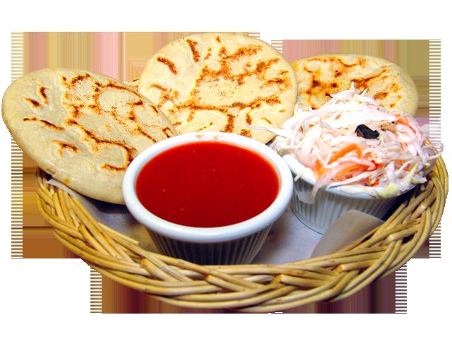 El Salvador Una Pupusa Del Pipil Pupusawa Es Una Tortilla De Maíz Gruesa Hecha A Mano Hecha Usando Mas Salvadorian Food Salvadoran Food Guatemalan Recipes