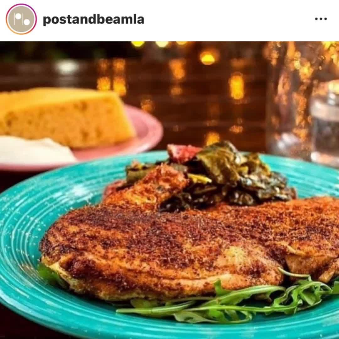 #Movingintotheweekend  We've listed some black owned restaurants to try this weekend. Have a delicious weekend!    1.  @postandbeamla  2.  @simplydliciousla  3.  @mytwocentsla
