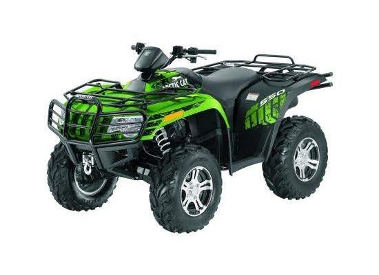arctic cat 4-wheeler | 2012 Arctic Cat 550i LTD, Four Wheeler in Fayetteville, AR 7 - 48516 ...
