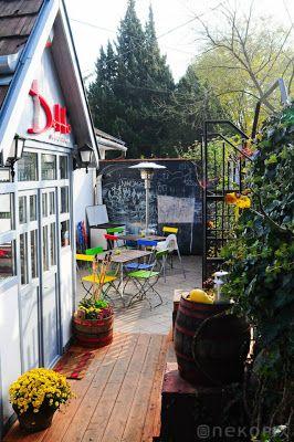 www.facebook.com/DettoBisztro  József Attila útja 68. Budapest, Hungary 1029 Phone(30) 579 3267 Emailinfo@dettobisztro.hu Websitehttp://www.dettobisztro.hu