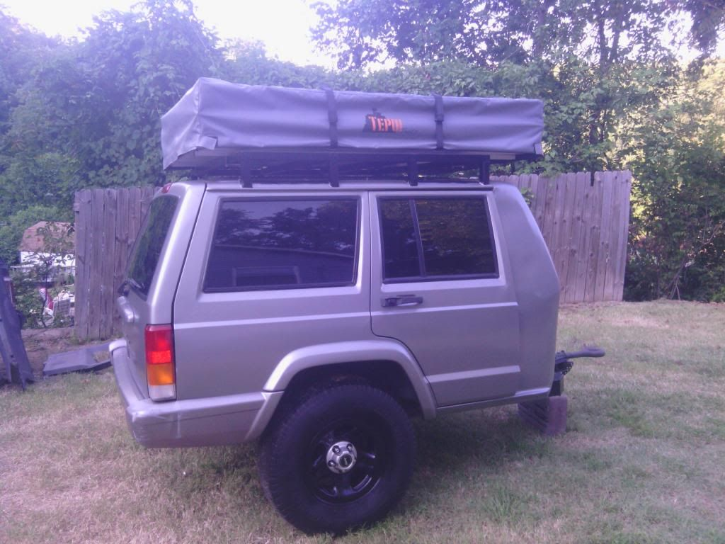 Xj Expedition Trailer Page 2 Naxja Forums North American Lengthening Car Pirate4x4com 4x4 And Offroad