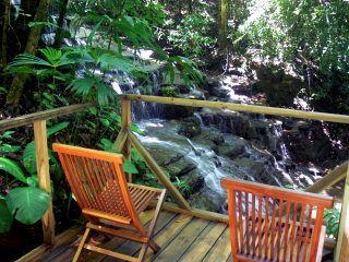 Cascadas Farallas Costa Rica Vegtrip Vegetarian And Vegan Hotels Around The World Waterfall Villas Is A Boutique Wellness Retreat Spa