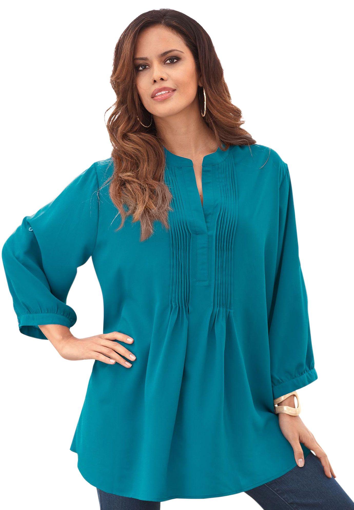 58d7689cd8 Plus Size Clothing - Fashion for Plus Size women at Roaman s ...
