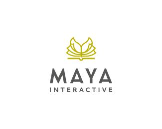 Maya By Cornflakez Maya Logos Logo Mark