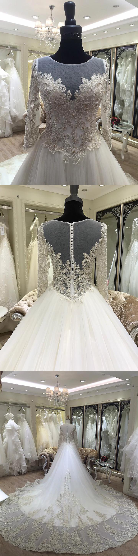 Royal Wedding Dresses with Trains