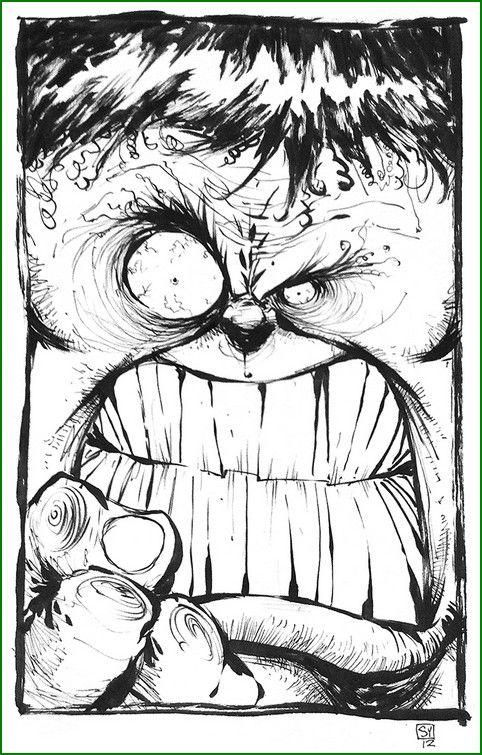 Hulk by Skottie Young | A. | Pinterest | Dibujo, Ilustraciones y ...