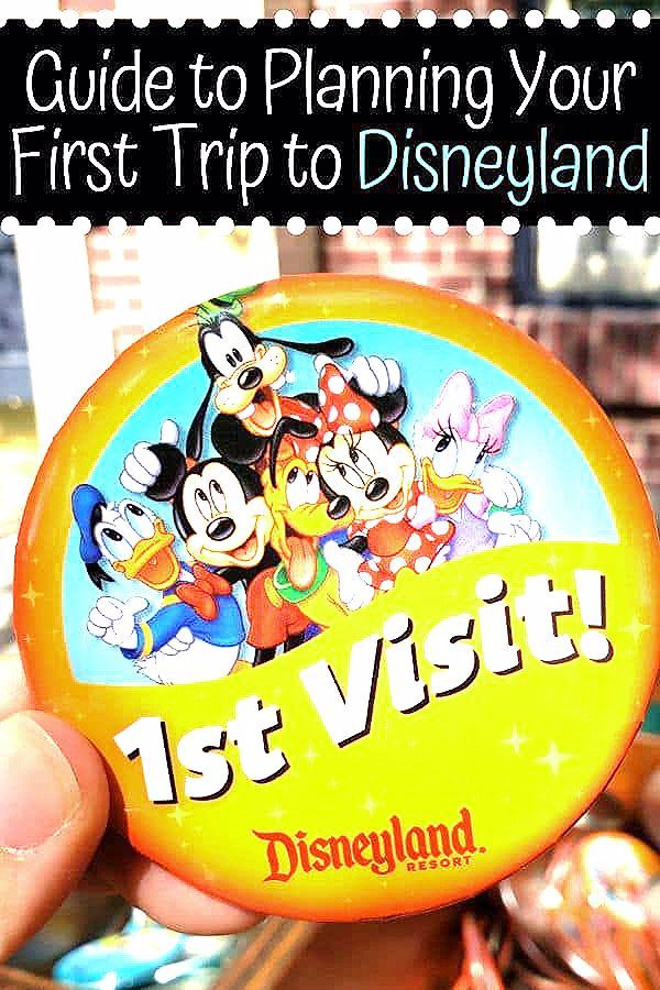 Photo of Guide to Planning Your First Trip to Disneyland | Disney Insider Tips