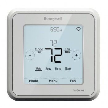 Honeywell Lyric T6 Pro Wi-Fi Programmable Thermostat 2H/1C HP or 2H