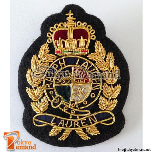 We Are Manufacturing All Kinds Of Hand Embroidered Badge