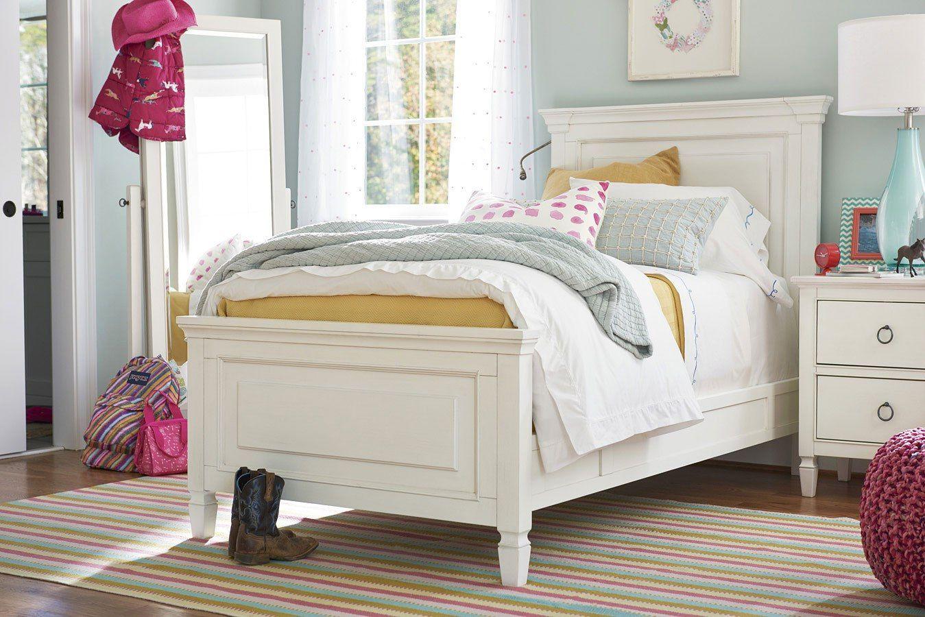 Summer Hill Reading Panel Bedroom Set in 2019 Bedroom