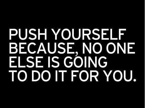 Push Youself..................