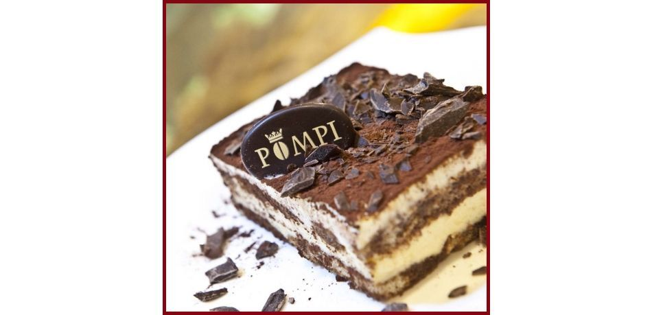 Pompi is the go-to place in Rome for real tiramisù. For the past 50 years they have been the only bakery in Rome specialising in tiramisù. The taste is particularly special; the perfect balance of ...