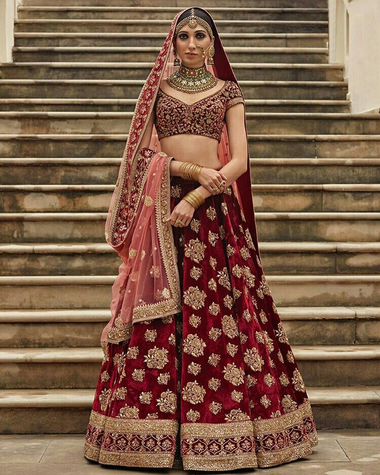 7fe88040e4 Sabyasachi Mukherjee 'Heritage Bridal' Collection | Fashion India ...