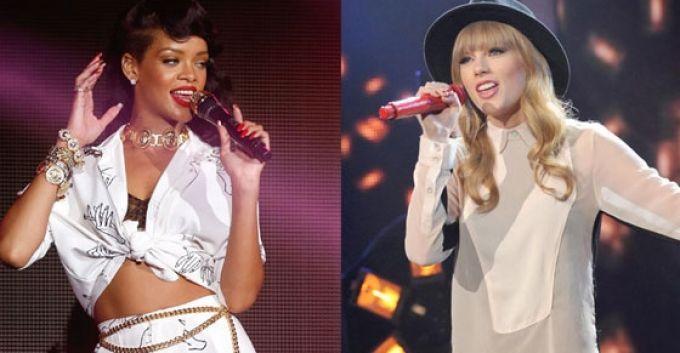 Rihanna, The Black Keys y Taylor Swift se presentarán en los Grammy