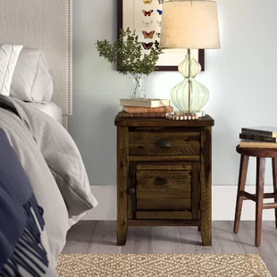 Nightstands Bedside Tables You Ll Love In 2019 Wayfair With