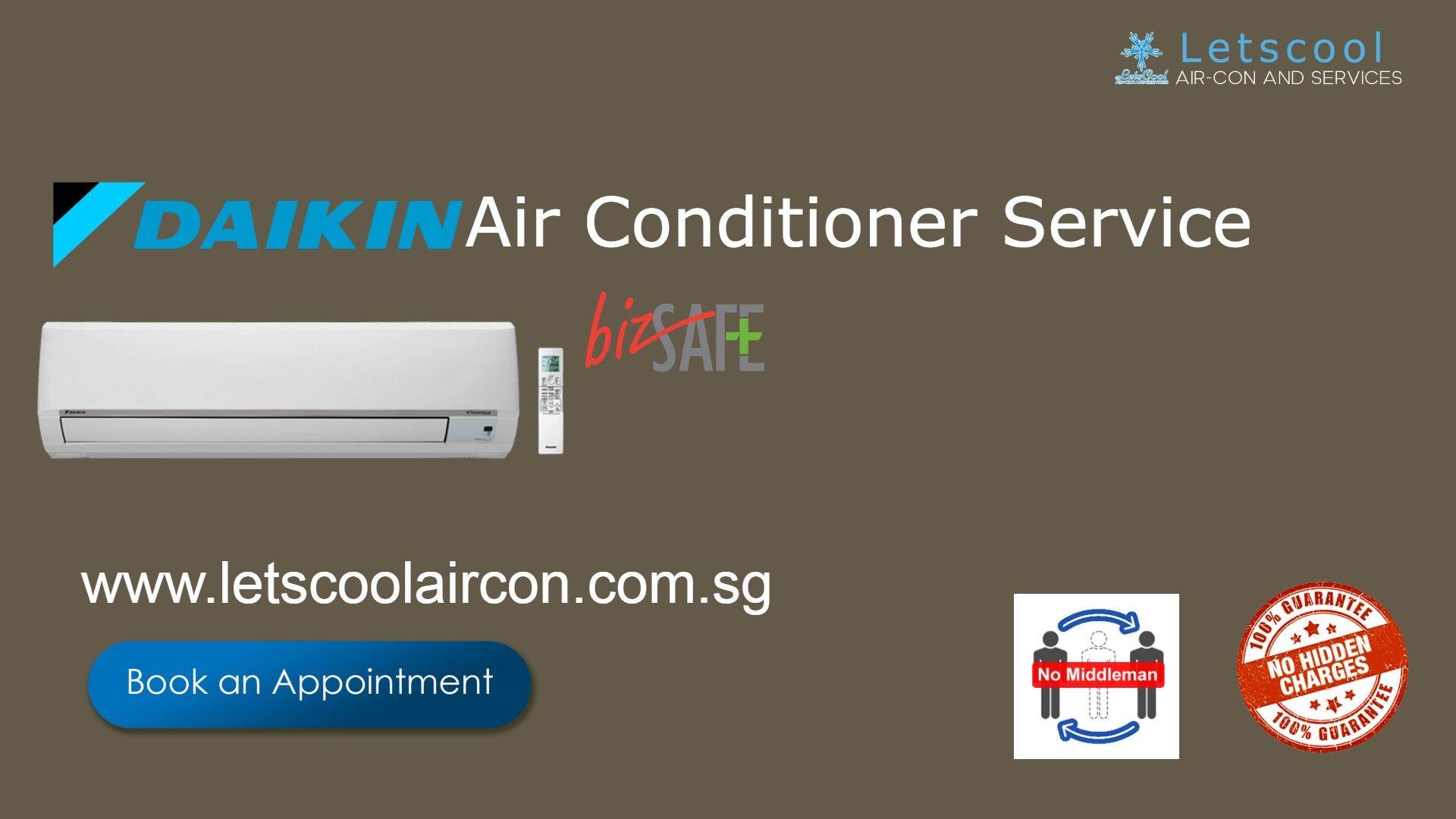 Daikin Aircon service singapore Aircon repair, Air